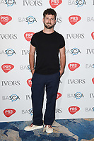 Alexander Kotz, aka Elderbrook arriving for the Ivor Novello Awards 2018 at the Grosvenor House Hotel, London, UK. <br /> 31 May  2018<br /> Picture: Steve Vas/Featureflash/SilverHub 0208 004 5359 sales@silverhubmedia.com