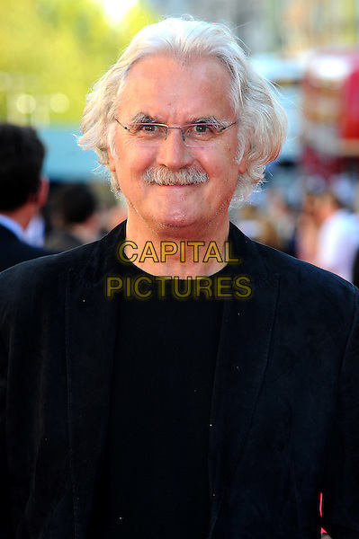 Billy Connolly.Arrivals to the UK Premiere of 'George Harrison: Living In The Material World' at BFI Southbank, London, England..October 2nd, 2011.headshot portrait black glasses moustache mustache facial hair .CAP/CJ.©Chris Joseph/Capital Pictures.