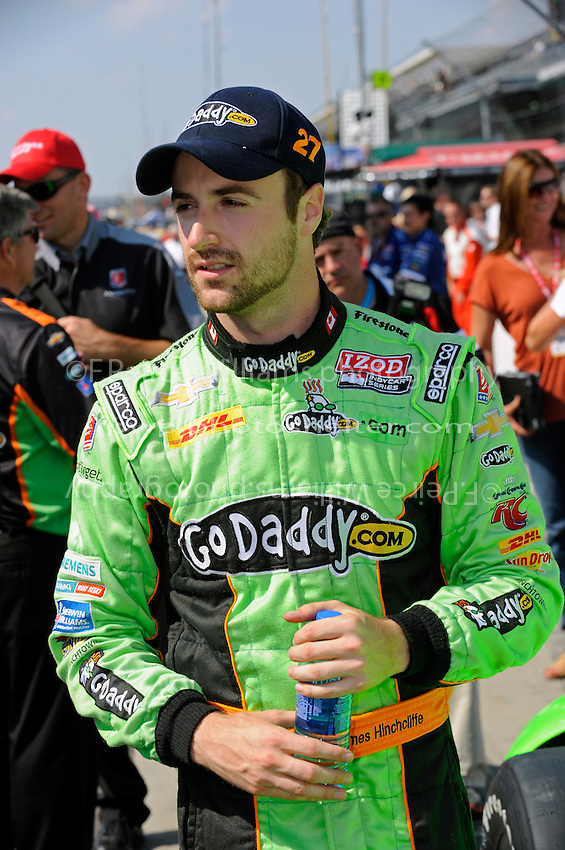 James Hinchcliffe (#27)