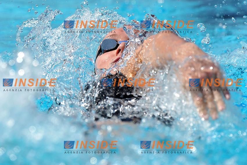 Evelyn Verraszto<br /> 400m Medly Women<br /> Roma 14/6/2013 Piscina del Foro Italico <br /> Nuoto 50mo trofeo Settecolli<br /> Settecolli 50th International swimming trophy <br /> Foto Antonietta Baldassarre Insidefoto