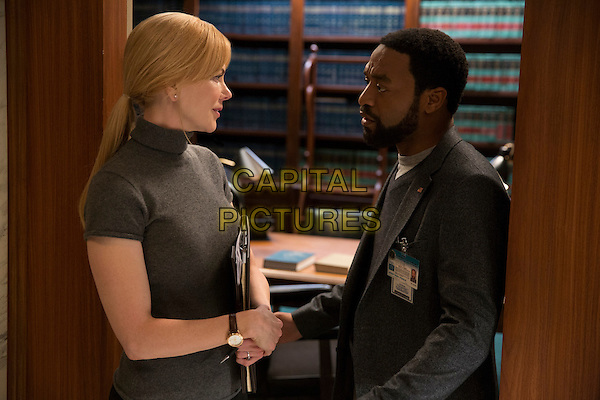 Secret in Their Eyes (2015) <br /> Nicole Kidman, Chiwetel Ejiofor<br /> *Filmstill - Editorial Use Only*<br /> CAP/FB<br /> Image supplied by Capital Pictures