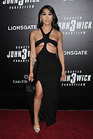 "Gia Gunn at the World Premiere of ""John Wick: Chapter 3 Parabellum"", held at One Hanson in Brooklyn, New York, USA, 09 May 2019<br /> CAP/ADM/LJ<br /> ©LJ/ADM/Capital Pictures"