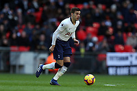 Harry Winks of Tottenham Hotspur during Tottenham Hotspur vs Newcastle United, Premier League Football at Wembley Stadium on 2nd February 2019