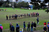 150808 College Rugby - Wellington College Under-55kg v Hutt International Boys School