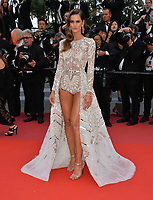 "Izabel Goulart at the gala screening for ""Sink or Swim"" at the 71st Festival de Cannes, Cannes, France 13 May 2018<br /> Picture: Paul Smith/Featureflash/SilverHub 0208 004 5359 sales@silverhubmedia.com"