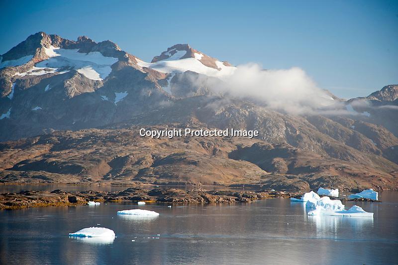 Tasiilaq Mist Greenland