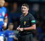 11.11.18 Rangers v Motherwell: Referee Craig Thomson
