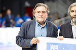 Pepu Hernandez during Liga Endesa ACB at Barclays Center in Madrid, October 11, 2015.<br /> (ALTERPHOTOS/BorjaB.Hojas)