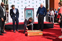 12 April 2019 - Hollywood, California - Billy Crystal. TCM Honors Billy Crystal With A Hand and Footprint Ceremony held at the TCL Chinese Theatre. Photo Credit: Birdie Thompson/AdMedia