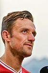 01.08.2017, Silberstadt Arena, Schwaz, AUT, FSP, VfB Stuttgart vs Huddersfield Town AFC, im Bild Christian Gentner (Stuttgart #20)<br /> <br /> Foto &copy; nordphoto / Hafner