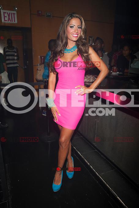 Elizabeth Ann Vashisht of VH1's Tough Love attends A Bad Girls Club Night Out at Splash in New York City. August 8, 2012. &copy;&nbsp;Diego Corredor/MediaPunch Inc. /Nortephoto.com<br /> <br /> **SOLO*VENTA*EN*MEXICO**<br /> **CREDITO*OBLIGATORIO** <br /> *No*Venta*A*Terceros*<br /> *No*Sale*So*third*<br /> *** No Se Permite Hacer Archivo**<br /> *No*Sale*So*third*