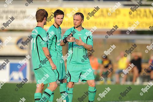 2012-07-26 / Voetbal / seizoen 2012-2013 / Rochus Deurne / Lorenz Voet..Foto: Mpics.be