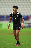 Gayle Broughton of New Zealand during the Semi Final match between New Zealand and Canada at the HSBC Paris Sevens, stage of the Rugby Sevens World Series at Stade Jean Bouin on June 9, 2018 in Paris, France. (Photo by Sandra Ruhaut/Icon Sport)