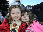 Lily Harrop and Rachel Lee pictured at Sleeping Beauty at Oldbridge House. Photo: Colin Bell/pressphotos.ie