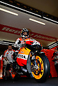 June 26, 2010 - Assen, Holland - Dani Pedrosa is pictured during the Dutch Grand Prix at Assen, Holland, on June 26, 2010. (Photo Andrew Northcott/Nippon News).