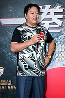 Launch of the MMA movie 'Fist of Youth' in Hong Kong. Director Wang Lung-wei. Hong Hong on August 26, 2016