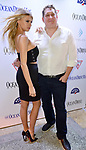 MIAMI BEACH, FL - FEBRUARY 15: Charlotte McKinney and Courtland Lantaff attend Ocean Drive Magazine Celebrates Its February Issue With Cover Star Charlotte McKinney at Byblos Miami in Royal Palm Hotel on February 15, 2017 in Miami Beach, Florida. ( Photo by Johnny Louis / jlnphotography.com )