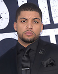 O'Shea Jackson Jr.  attends The Universal Pictures' STRAIGHT OUTTA COMPTON World Premiere held at The Microsoft Theatre  in Los Angeles, California on August 10,2015                                                                               © 2015 Hollywood Press Agency