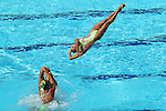 Japan team group (JPN), <br /> AUGUST 18, 2016 - Synchronized Swimming : <br /> Teams Technical Routine <br /> at Maria Lenk Aquatic Centre <br /> during the Rio 2016 Olympic Games in Rio de Janeiro, Brazil. <br /> (Photo by Yohei Osada/AFLO SPORT)