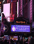 """attends the Broadway Opening Night Performance After Party of  """"Rocktopia"""" at The Hard Rock Cafe on March 27, 2018 in New York City."""