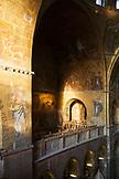 ITALY, Venice. Interior of St. Mark's Basilica in St. Mark's Square.
