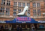 Priscilla Queen of the Desert, Palace Theatre, London, England