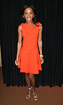 Valisia LeKae attending the 2013 Tony Awards Meet The Nominees Junket  at the Millennium Broadway Hotel in New York on 5/1/2013...