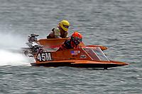 45-M, 15-M   (Outboard Hydroplane)