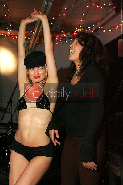 Rena and Indrani<br />