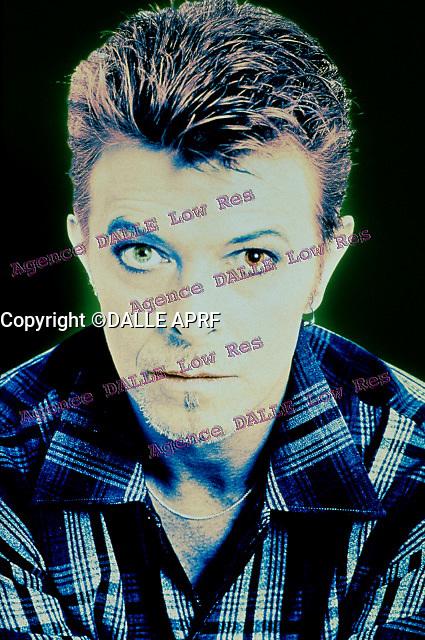 David Bowie<br /> 1997<br /> Credit : meyer/ DALLE