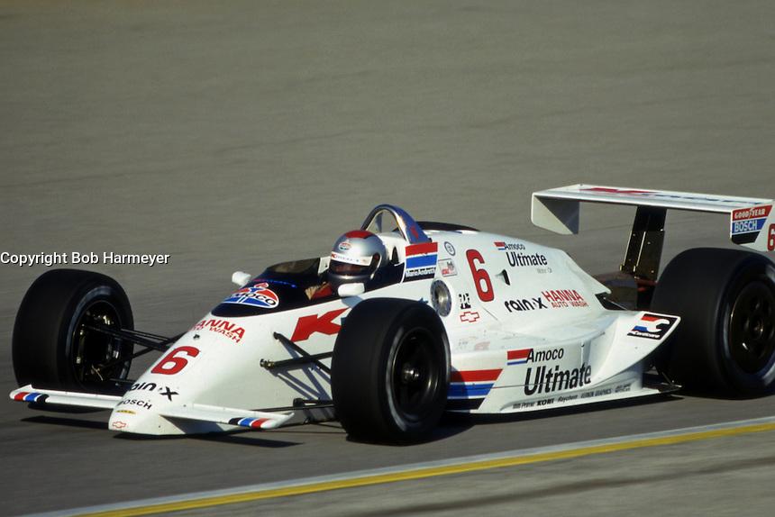 Mario Andretti Indy Cart Race Car S