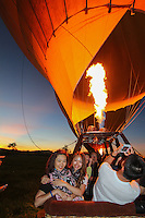 20150129 29 January Hot Air Balloon Cairns