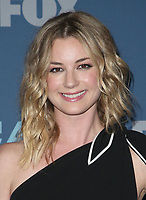 04 January 2018 - Pasadena, California - Emily VanCamp. 2018 Winter TCA Tour - FOX All-Star Party held at The Langham Huntington Hotel. <br /> CAP/ADM/FS<br /> &copy;FS/ADM/Capital Pictures