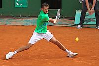 M. Cilic loss to JM Del Potro (Arg). French open  Roland Garros in Paris - France Event Date June 1, 2012.
