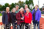 James Joy, Una  and john Fitzgerald, Bridget Joy, Karenn Fitzgerald, Eoin and Damian Joy at the Miriam Joy family funday inAn Riocht Castleisland on Sunday