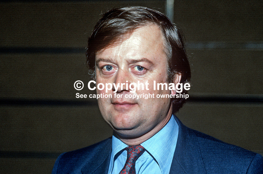Kenneth Clarke, MP, Conservative Party, UK, Health & Social Services Minister, 19840147KC1..Copyright Image from Victor Patterson, 54 Dorchester Park, Belfast, UK, BT9 6RJ..Tel: +44 28 9066 1296.Mob: +44 7802 353836.Voicemail +44 20 8816 7153.Skype: victorpattersonbelfast.Email: victorpatterson@me.com.Email: victorpatterson@ireland.com (back-up)..IMPORTANT: If you wish to use this image or any other of my images please go to www.victorpatterson.com and click on the Terms & Conditions. Then contact me by email or phone with the reference number(s) of the image(s) concerned.