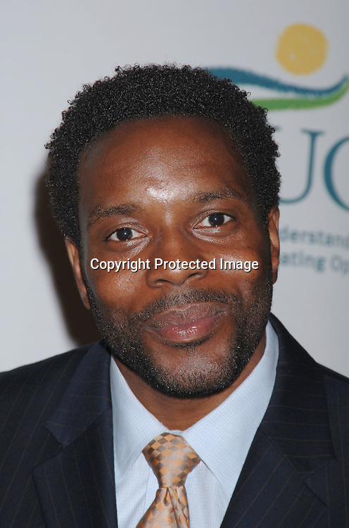 Chad L Coleman of The Wire ..at The 5th Annual Women Who Care Luncheon benefitting ..United Cerebral Palsy of New York City on May 4, 2006 ..at Cipriani 42nd Street...Robin Platzer, Twin Images