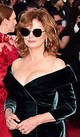 www.acepixs.com<br /> <br /> May 17 2017, Cannes<br /> <br /> Susan Sarandon arriving at the 'Ismael's Ghosts (Les Fantomes d'Ismael)' screening and Opening Gala during the 70th annual Cannes Film Festival at Palais des Festivals on May 17, 2017 in Cannes, France. <br /> <br /> By Line: Famous/ACE Pictures<br /> <br /> <br /> ACE Pictures Inc<br /> Tel: 6467670430<br /> Email: info@acepixs.com<br /> www.acepixs.com
