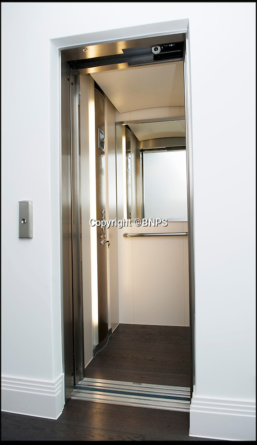 BNPS.co.uk (01202 558833)<br /> Pic: Phil Yeomans/BNPS<br /> <br /> The lift to all 4 floors.<br /> <br /> Solaris - £4 million property bought by Harry Redknapp.<br /> <br /> The wife of soccer boss Harry Redknapp was today rushed to hospital after a freak car accident involving her husband.<br /> <br /> Sandra Redknapp was said to have been getting out of the former West Ham and Tottenham manager's Range Rover when her leg became stuck and he drove off.<br /> <br /> She fell in to the road and hit her head on the ground.<br /> <br /> Mrs Redknapp, 69, was sat up and conscious when an ambulance arrived at the scene in the busy shopping area of Westbourne in Bournemouth,<br /> Dorset.