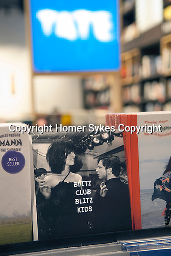 Blitz Club Blitz Kids, published by Poursuite Editions France. London book shops The Tate Modern