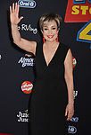 "Annie Potts 002 arrives at the premiere of Disney and Pixar's ""Toy Story 4"" on June 11, 2019 in Los Angeles, California."