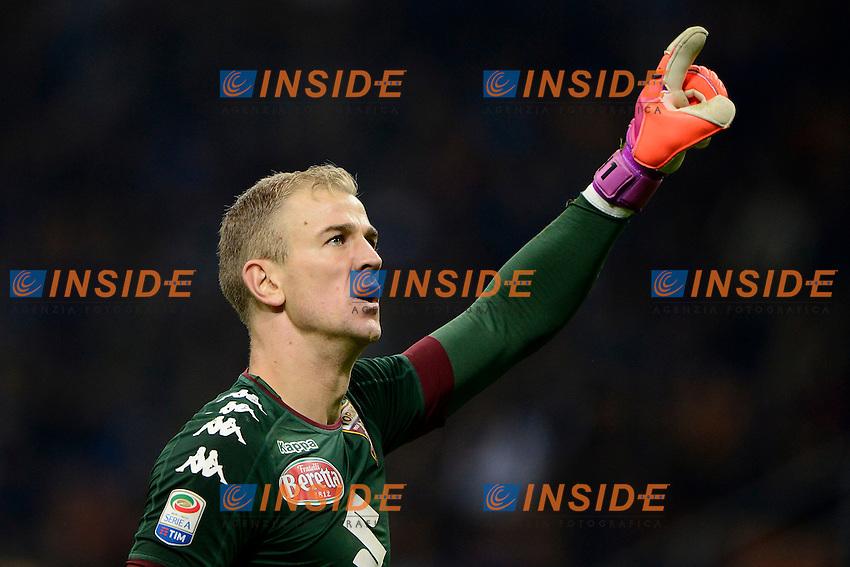 Joe Hart Torino<br /> Milano 26-10-2016 Stadio Giuseppe Meazza - Football Calcio Serie A Inter - Torino. Foto Giuseppe Celeste / Insidefoto