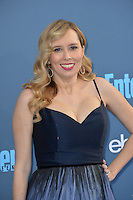 Allison Schroeder at the 22nd Annual Critics' Choice Awards at Barker Hangar, Santa Monica Airport. <br /> December 11, 2016<br /> Picture: Paul Smith/Featureflash/SilverHub 0208 004 5359/ 07711 972644 Editors@silverhubmedia.com