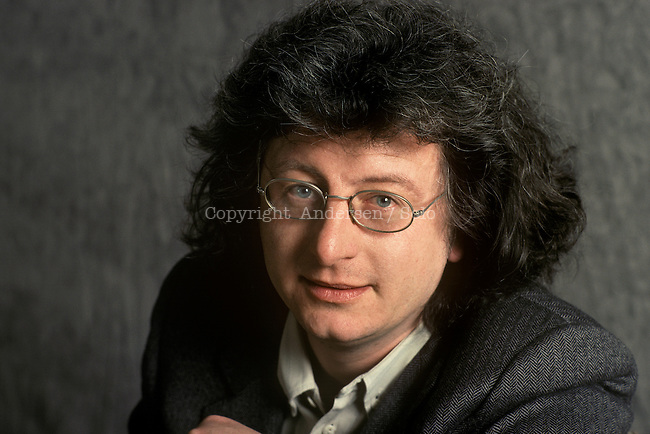 Peter Esterhazy,  Hungarian writer in 1990.
