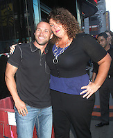 NEW YORK, NY - AUGUST 13, 2012:  Chris Powell, Sally Adams-extreme makeover at Good Morning America to talk about Extreme Makeover:Weight Loss Edition in New York City  :© RW/MediaPunch Inc.