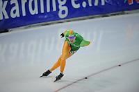 SCHAATSEN: GRONINGEN: Sportcentrum Kardinge, 02-02-2013, Seizoen 2012-2013, Gruno Bokaal, Ted-Jan Bloemen, ©foto Martin de Jong