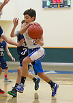 St. Nicholas at St. Simon 7th grade boys basketball, December 2, 2013