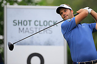 Christopher Mivis (BEL) during the first round of the Shot Clock Masters, played at Diamond Country Club, Atzenbrugg, Vienna, Austria. 07/06/2018<br /> Picture: Golffile | Phil Inglis<br /> <br /> All photo usage must carry mandatory copyright credit (&copy; Golffile | Phil Inglis)