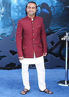 HOLLYWOOD, LOS ANGELES, CA, USA - MAY 28: Pitobash Tripathy at the World Premiere Of Disney's 'Maleficent' held at the El Capitan Theatre on May 28, 2014 in Hollywood, Los Angeles, California, United States. (Photo by Xavier Collin/Celebrity Monitor)