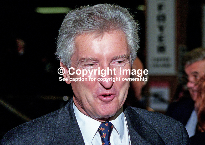 John Maples, MP, UK, Conservative Party, 199810200.<br />